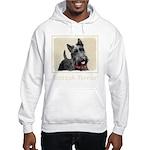 Scottish Terrier Hooded Sweatshirt