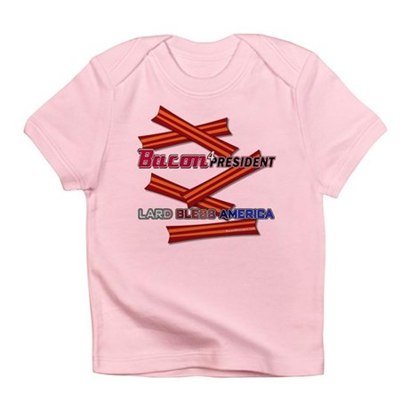 B4P - Lard Bless America Infant T-Shirt