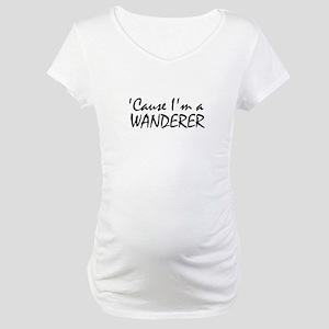 The Wanderer Maternity T-Shirt