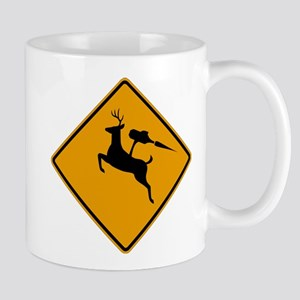 Deer Crossing Jetpack Mug