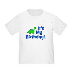 It's My Birthday! Dinosaur T