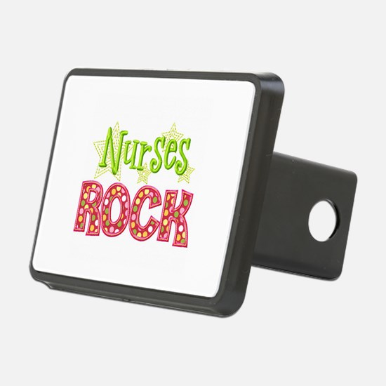 Nurses Rock Hitch Cover