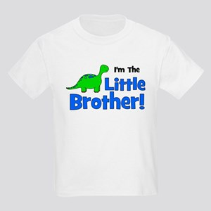 I'm The Little Brother! Dinos Kids T-Shirt