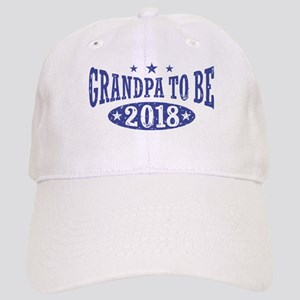 Grandpa To Be 2018 Cap