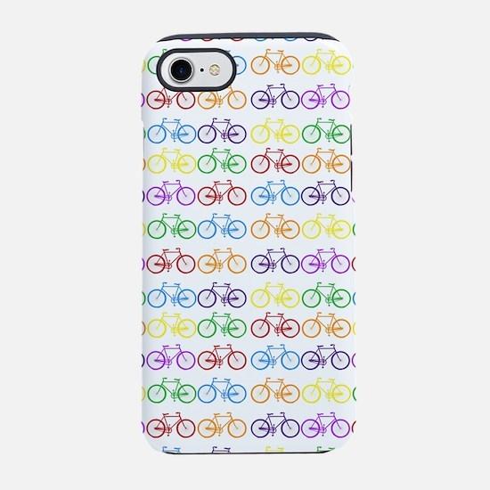 bicycles iPhone 7 Tough Case
