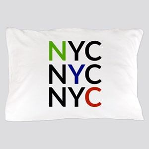 NYC Pillow Case