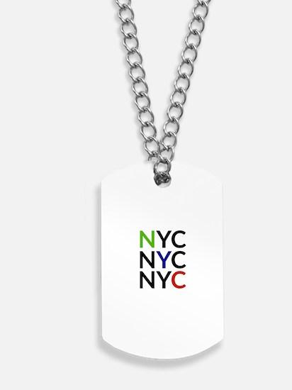 NYC Dog Tags