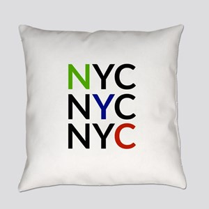 NYC Everyday Pillow