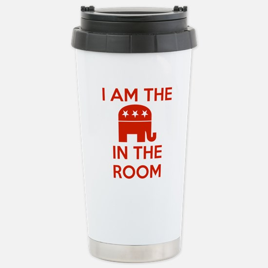 I Am the Elephant in the Room Travel Mug