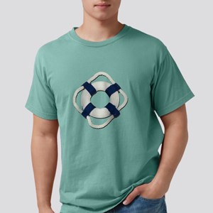 Blank Life Preserver Mens Comfort Colors Shirt