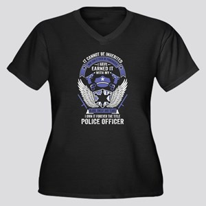 I Own It Forever The Title Police Officer Plus Siz
