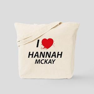I Love Hannah - Dexter Tote Bag