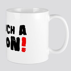 IM SUCH A MORON! Small Mug