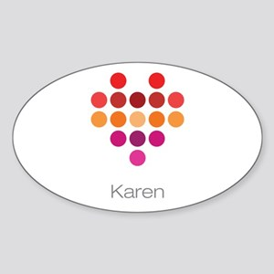 I Heart Karen Sticker