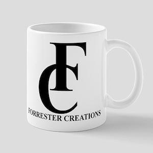 Forrester Creations Logo 01 Mug