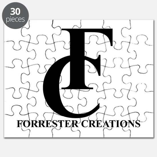 Forrester Creations Logo 01.png Puzzle