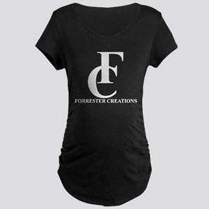 Forrester Creations Logo 01 Maternity T-Shirt
