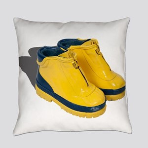 Rubber Boots Everyday Pillow