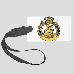 Royal WA Regiment Luggage Tag