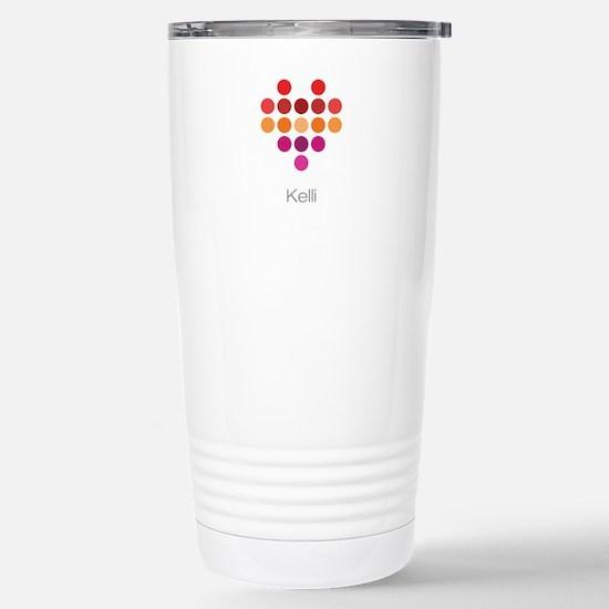 I Heart Kelli Travel Mug