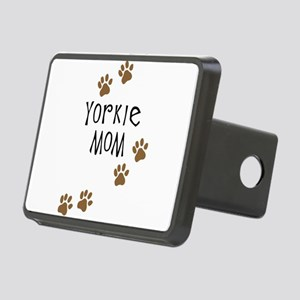 yorkie mom Hitch Cover
