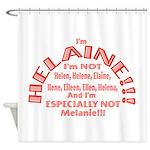 I'm Helaine 2 Shower Curtain