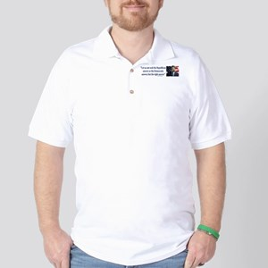 John F Kennedy Golf Shirt