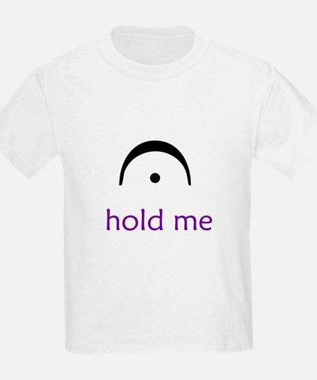 """""""hold me"""" T-Shirt"""