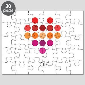 I Heart Lola Puzzle