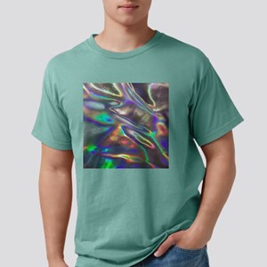 holographic Mens Comfort Colors Shirt