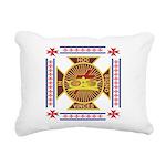 The Templars Rectangular Canvas Pillow