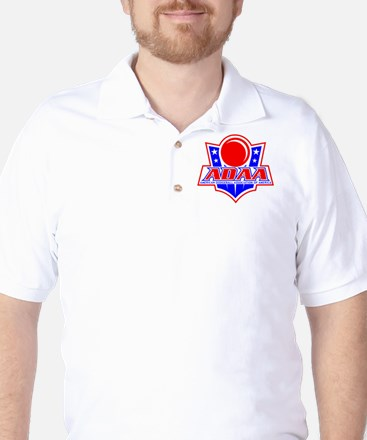 Dodgeball-ADAA Golf Shirt