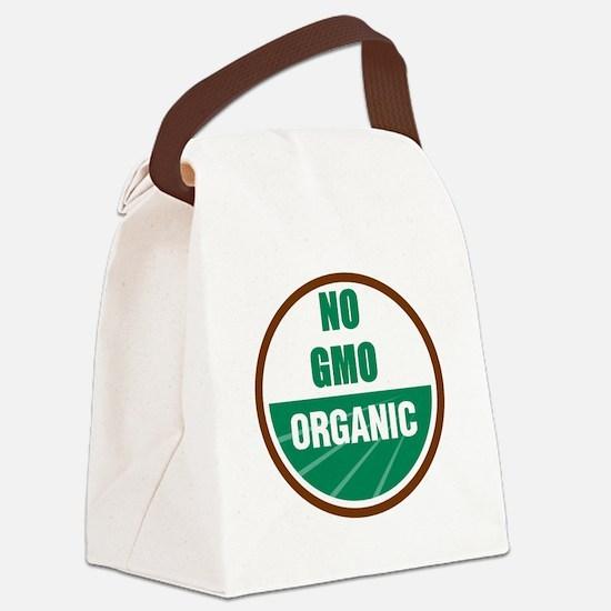 No Gmo Organic Canvas Lunch Bag