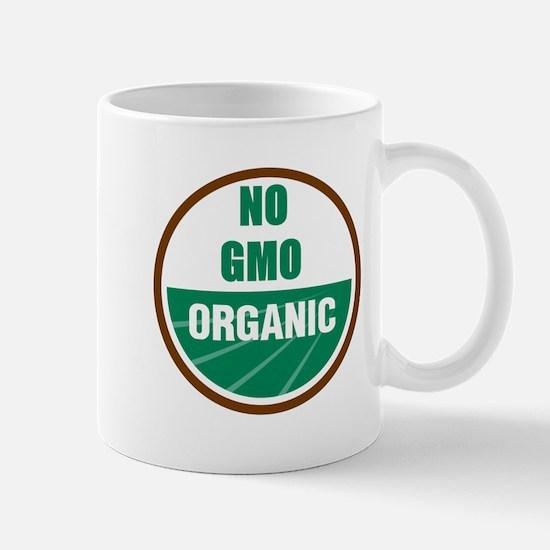 No Gmo Organic Mug