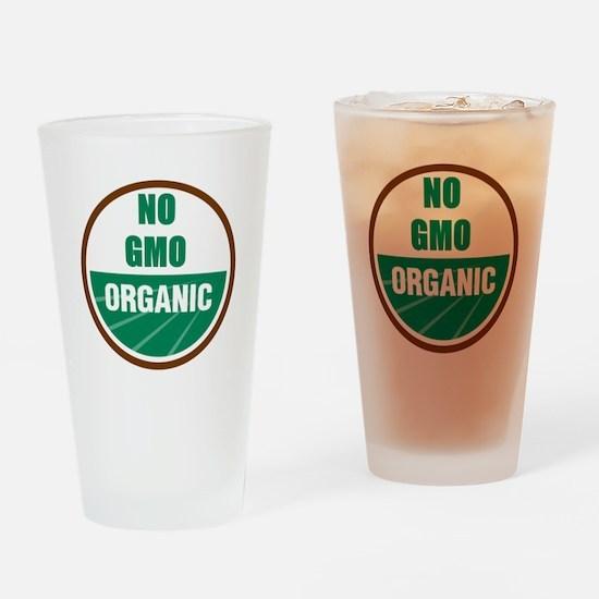 No Gmo Organic Drinking Glass