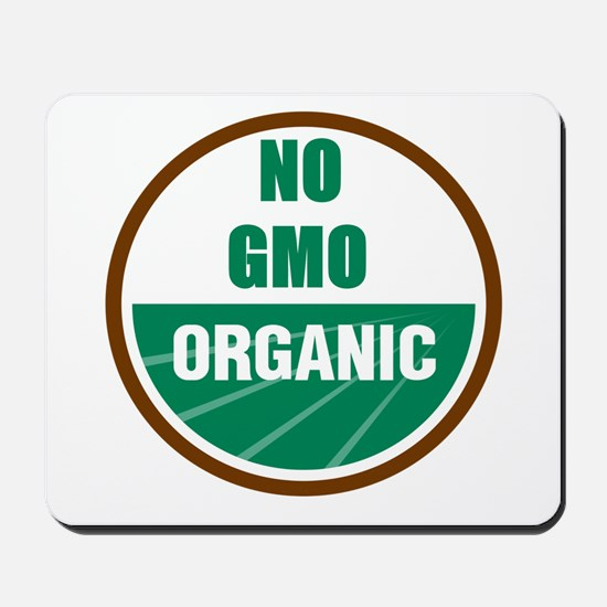 No Gmo Organic Mousepad