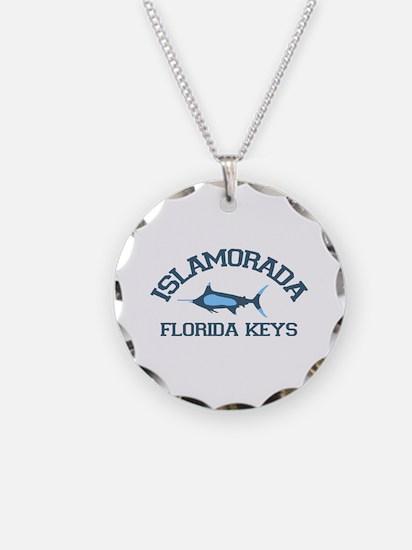 Islamorada - Fishing Design. Necklace