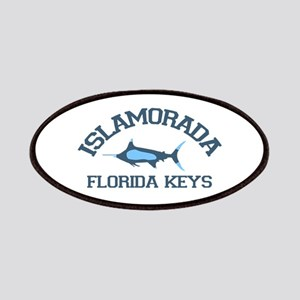 Islamorada - Fishing Design. Patches