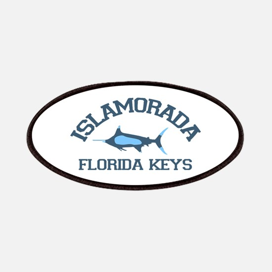 Islamorada - Fishing Design. Patches