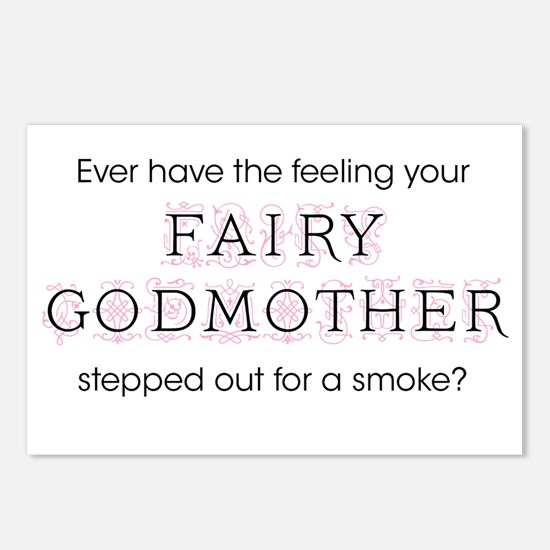 Fairy Godmother Postcards (Package of 8)