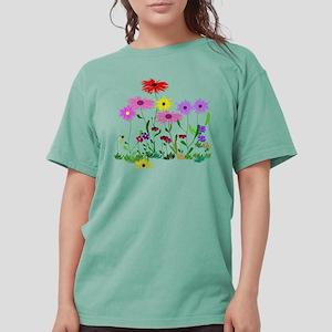 Flower Bunch Womens Comfort Colors® Shirt