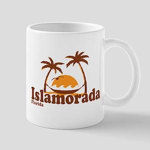 Islamorada - Palm Trees Design. Mug