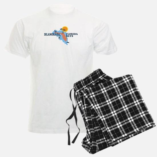 Islamorada - Map Design. Pajamas