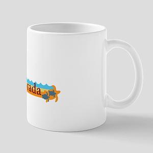 Islamorada - Beach Design. Mug