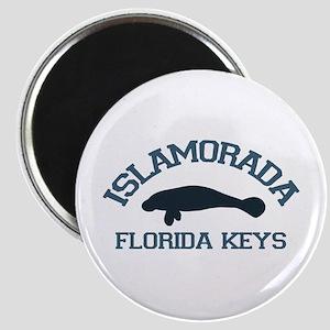 Islamorada - Manatee Design. Magnet