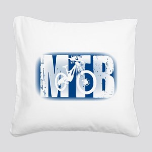 MTB Square Canvas Pillow