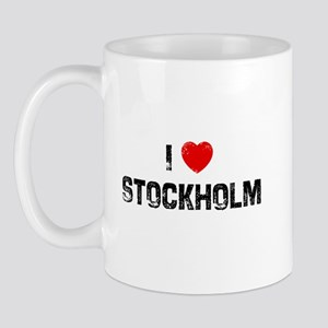 I * Stockholm Mug