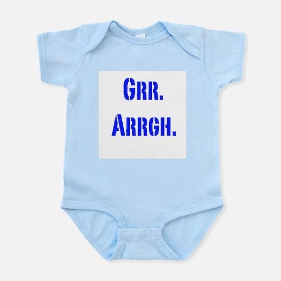 Grr. Arrgh. Body Suit
