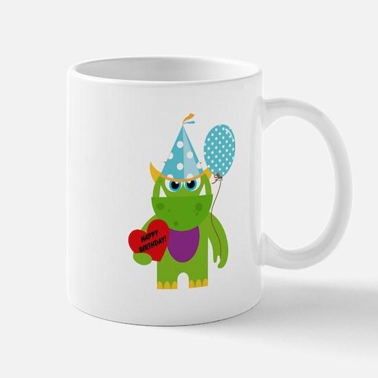 Birthday Monster Mug