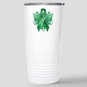 I Wear Green for Myself Travel Mug